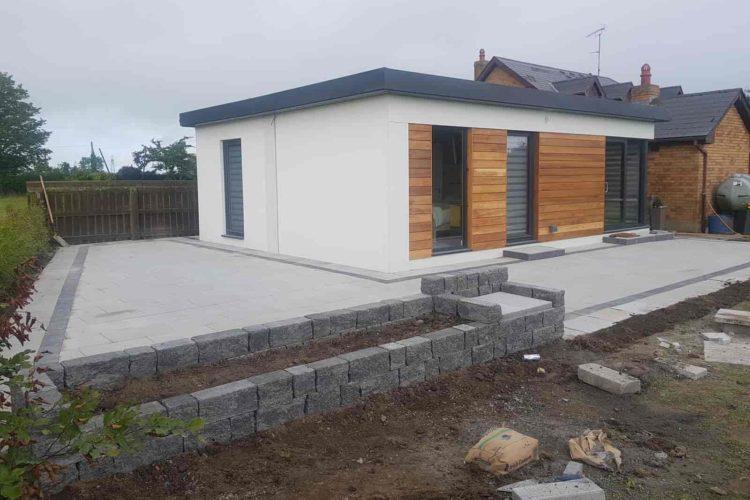 Landscaping Work Completed in Kilcock Newgrange