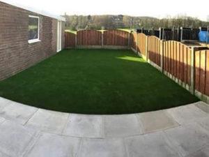 landscaping services dublin - lawn maintenance