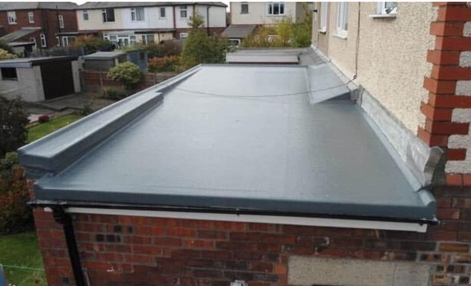 flat felt roof repairs dublin