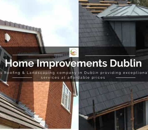 roofers and landscapers in dublin