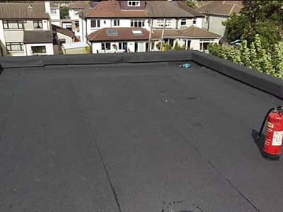 dublin flat roof repairs and new roof installation