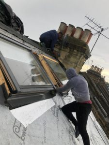 tile new roof dublin 15 - skylight, dormer & velux
