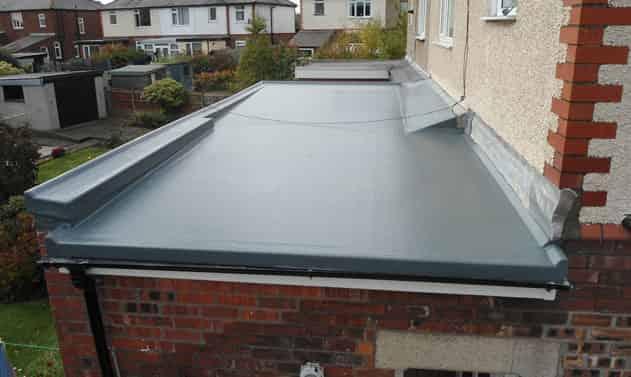 fibreglass flat roof dublin