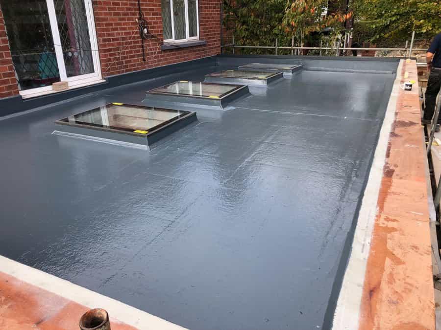 Fiberglass Roofing Dublin