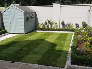landscaping design services dublin