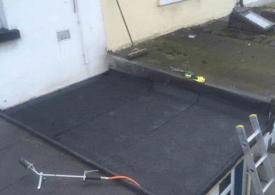 Flat roofing repairs dublin