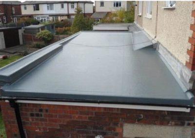 Felt roof repairs dublin