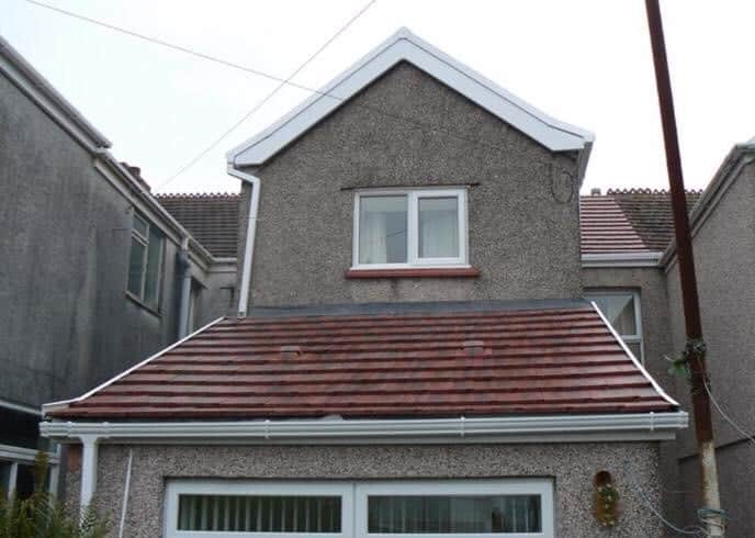 New roof installation in Dublin