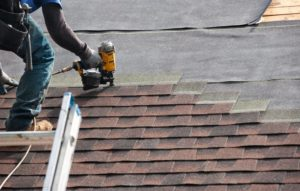 New roof construction Dublin
