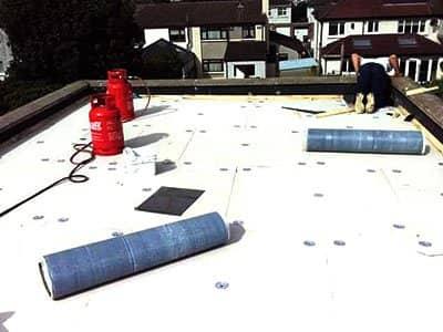 commercial Roof repair dublin